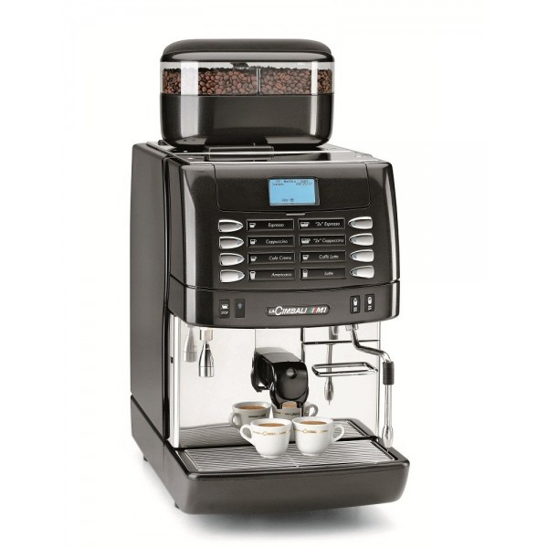 la cimbali m1 turbosteam bean to cup coffee machine. Black Bedroom Furniture Sets. Home Design Ideas