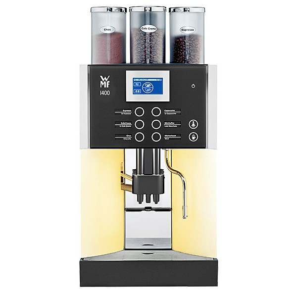 wmf 1400 classic bean to cup coffee machines. Black Bedroom Furniture Sets. Home Design Ideas